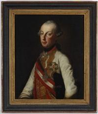 portrait de joseph ii by austrian school-vienna (18)
