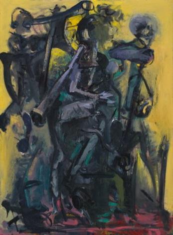 danse macabre gelb by max kaminski