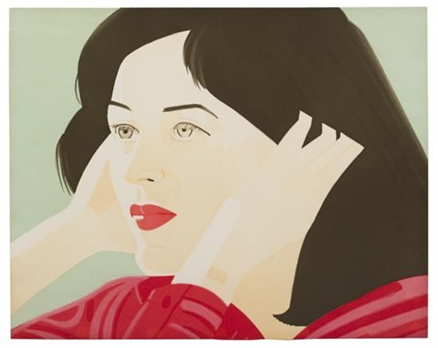 joan by alex katz