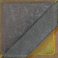 senza titolo (+ senza titolo; 2 works) by giancarlo bargoni