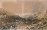 in the wilds of wales by thomas lindsay