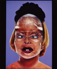 self-hybridation no. 31 by orlan