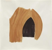 ohne titel (7 works, various sizes) by gerald domenig