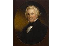 portrait of dr. mcneal by rembrandt peale