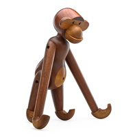 large articulated monkey by kay bojesen