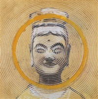 佛光 (buddha light) by yin zhaoyang