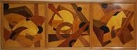 futurista in amaranto by arch. lio carminati (saronno)