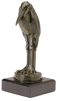 stork by charles artus