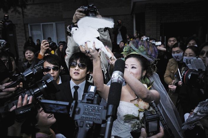婚 摄影四幅 110影像 wedlock by xiao lu