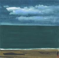 seaside by lin fengmian
