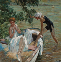 an der see by edward cucuel