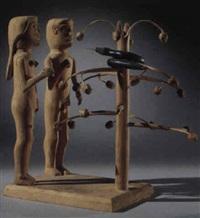 temptation in the garden of eden by edgar tolson