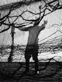 fischernetze by siegfried lauterwasser