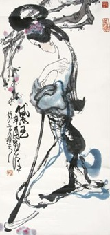 黛玉 by liu han