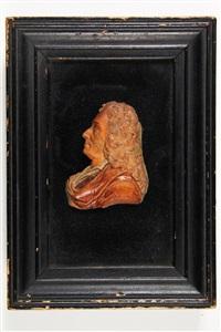 portrait of sir christopher wren by john flaxman