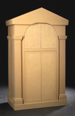 Four-door cabinet by Christopher Maier on artnet