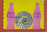 coca cola con lumaca 2 by andrea picini