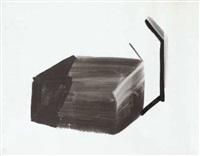ohne titel (5 works, various sizes) by gerald domenig