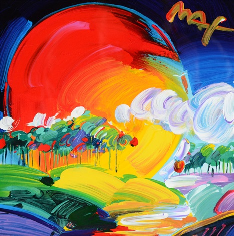retro suite vi by peter max