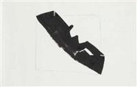 ohne titel (8 works, various sizes) by gerald domenig