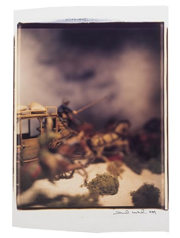 stagecoach by david levinthal