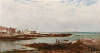 coastal scene by john nesbitt