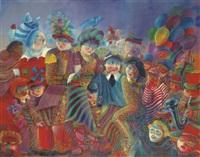 carnaval de los niños de todos los paises by jean pierre accault
