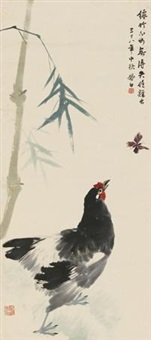 绿竹鸡虫 by jiang fengbai