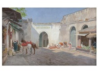 mercado arabe by enrique simonet lombardo