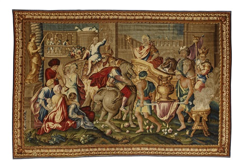 tapestry 1600´s second half