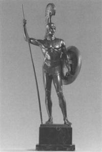 römischer krieger by johannes götz