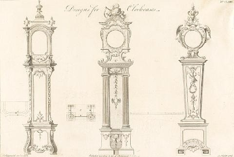 designs 20 works by thomas chippendale