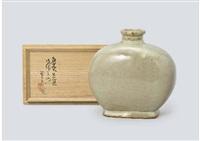 flat jar by rosanjin kitaoji