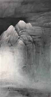 landscape by xu enqi