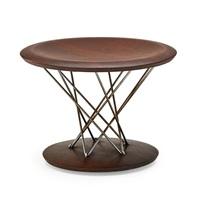 rocking stool (no. 85t) by isamu noguchi