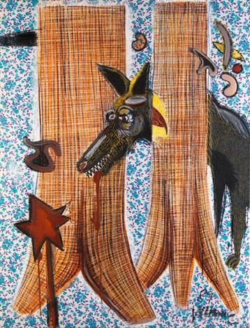 rotkäppchen und der wolf by wolfgang henne