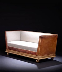 sofa (model at-325) by bent helweg-moller