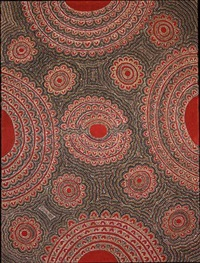 women's ceremony by kngwarreye lily sandover