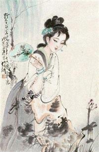 野香留客 by bai bohua