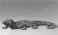 alligator by josef lipensky