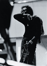 miles davis by max jacoby