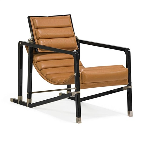 Transat chair by Eileen Gray on artnet