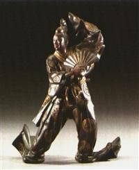 manzai dancer by yoshimitsu