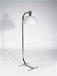 lampe a pied by franca helg, antonio piva and franco albini