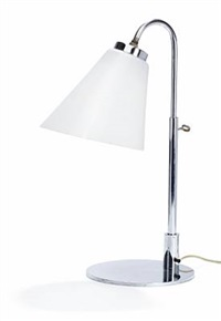 table lamp (model at-325) by frits schlegel and vilhelm lauritzen