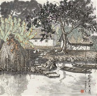 故园 by chen fangzhi