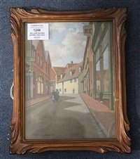 fisher street, lewes by william dacres adams