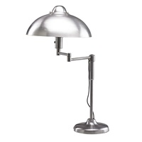 adjustable table lamp by kurt versen