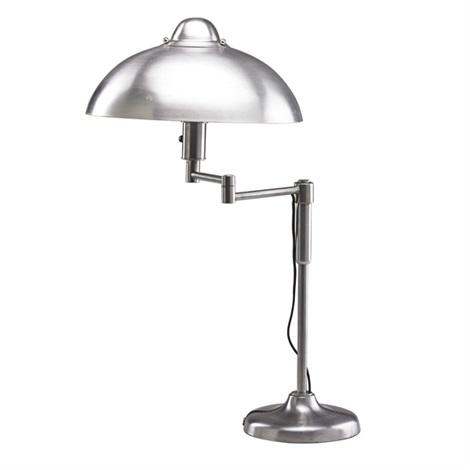 adjustable table lamp by kurt versen