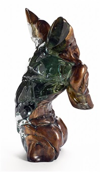 male torso (from nikkos torsos) by martin blank